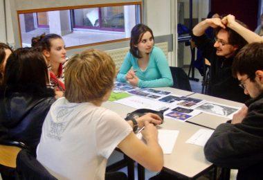 Préparation à un échange interculturel en milieu scolaire