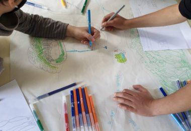 """Projet Popsu """"Imagine"""" : Recherche participative en Pays des Ecrins."""